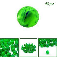 Adorox 48 Pieces Green Rubber Bouncing Balls Glows In The... https://www.amazon.com/dp/B010GJ725U/ref=cm_sw_r_pi_dp_U_x_tHGfBb9PJ83BR