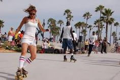 Image result for people roller skating