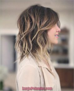 60 Best Variations of a Medium Shag Haircut for Your Distinctive Style, Frisuren, Layered Shaggy Balayage Hair. Medium Shag Haircuts, Haircuts For Long Hair, Hairstyles Haircuts, Haircut Medium, Short Haircuts, Everyday Hairstyles, Amazing Hairstyles, Layered Hairstyles, Trendy Haircuts