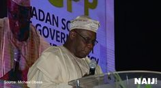 Why I set up EFCC ICPC  Obasanjo   Why I set up EFCC ICPC  Obasanjo   Obasanjo said he had to first battle the issue of debt when he was president in 1999 Obasanjo said the high scale of unemployment calls for serious reflection He charged ISGPP to stimulate a serious and competent synergy between research and public discourse  Obasanjo speaking Ibadan School of Government and Policy  Chief Olusegun Obasanjo the former president of Nigeria has revealed that he prevailing existence of…