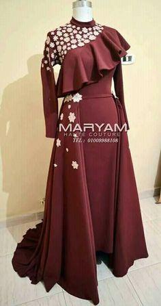 Dressy Dresses, Party Wear Dresses, Dresses For Teens, Stylish Dresses, Fancy Dress Design, Stylish Dress Designs, Abaya Fashion, Fashion Dresses, Muslim Women Fashion