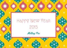 Melting Poe: Bye Bye 2014 - Bienvenue 2015