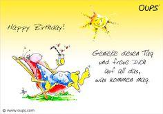 Postkarte, Tierpostkarte Geburtstagskarte Pferd