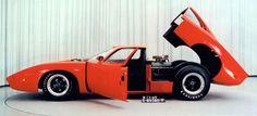 1970 Mustang Mach II