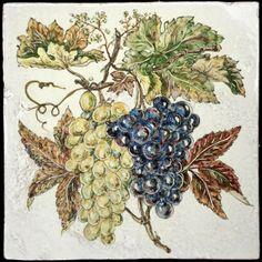 Dettaglio articolo 10623 botanical tiles - stand Recuperando #recuperando - available on recuperando.com