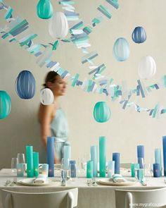 Feest styling   Happy Birthday! Verjaardagsfeest decoratie ideeën • Stijlvol Styling - Woonblog
