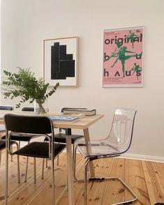 Apartment Interior, Apartment Living, Home Interior Design, Interior Architecture, Aesthetic Room Decor, Home And Deco, My New Room, House Rooms, Home Decor Inspiration