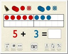 Zwanzigerfeld - Calculating until 20 - for iPad, PC and Mac