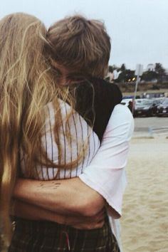 blonde girl and boyfriend | adorable, amazing, america, australia, babe, bali, black, black and white, blonde, boy ...