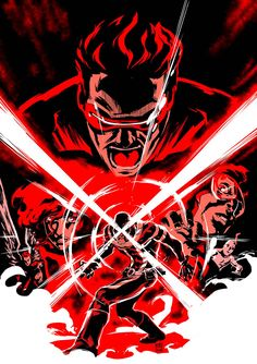 The New X men of Immonem and Bendis have done the impossible . Cyclops is cool, so I've made this tribute in appreciation. Xmen, Marvel Dc, Marvel Comics, Laser Show, Cyclops, Dark Horse, Comic Character, Marvel Universe, Deadpool
