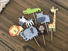 Safari Theme Birthday, Boys 1st Birthday Party Ideas, Jungle Theme Parties, Jungle Party, Safari Party, Baby Birthday, First Birthday Parties, First Birthdays, Party Themes