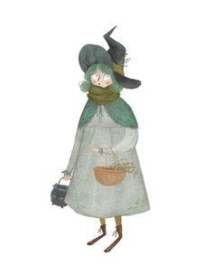 My witchsona