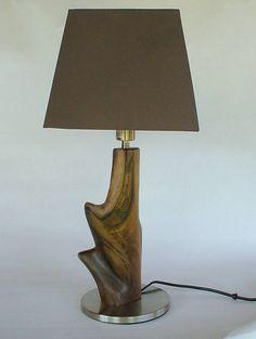 Wood / Lampa LUX II.