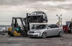 Audi A4 B6 Fat Low & Slow