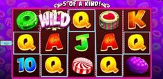 So Much Candy Casino Slot Game – play for free!