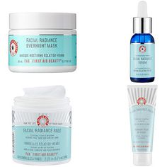 A Month of Beautiful Giveaways: First Aid Beauty Facial Radiance Collection