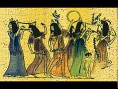 Ancient Egyptian Music - Creator Sun God Instrumental III + IV)