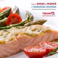 Inicia este especial fin de semana de la mejor forma, sorprende a tu madre con una deliciosa #Receta de Vitamar y comparte los mejores momentos en familia.  Recuerda nuestra gran variedad  de productos y de fáciles y saludables recetas en www.vitamar.com.co