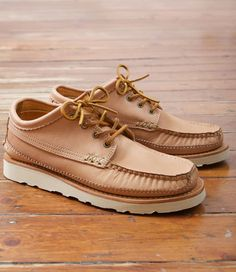 Maine Guide Ox DB Veg Tan Was $800 Now | Up There Store