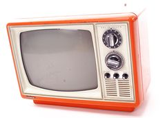 Retro set - Orange