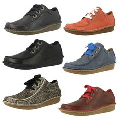United Footwear - Ladies Clarks Lace Up Casual Shoes - Style - Funny Dream, �59.99 (http://united-footwear.co.uk/ladies-clarks-lace-up-casual-shoes-style-funny-dream/)