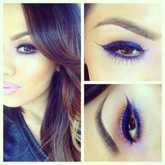make-up for my brown eyes