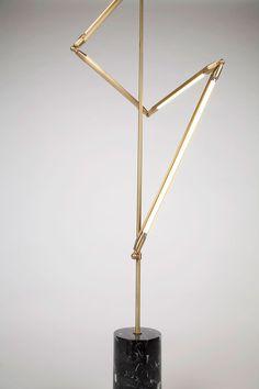 Illuminating Geometry: The Lighting Designs Of Bec Brittain | Yatzer
