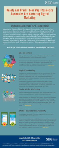 At SEO Experts Sydney our Digital Marketing Experts will provide you Best digital marketing services in Sydney. Seo Marketing, Digital Marketing Services, Content Marketing, Display Advertising, Cosmetic Companies, Seo Tools, Competitor Analysis, Digital Technology, Digital Media