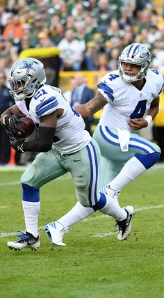 Dak and Zek......... Dallas Cowboys Kings