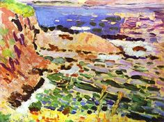 La Moulade (Collioure), 1905, by Henri Matisse (French, 1869–1954).