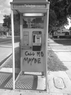 Call me maybe...