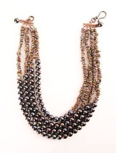 Pretty Pearls Necklace.  www.mydentaltourism.com