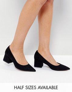 371e838f0ac9 ASOS SIMPLY Block Mid Heels at asos.com