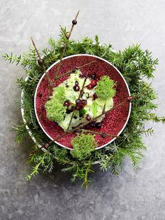 ©️️ Signe Birck. Dish by chef Ronny Emborg in The Wizard's Cookbook. Exclusive interview with the photographer here: http://theartofplating.com/editorial/spotlight-photographer-signe-birck/