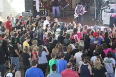Red River Entertainment hosted Summer Concerts at the MUNI!
