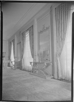 Weber, Hilda Boldt, residence. Interior. Los Angeles, CA 1939