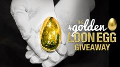 Win $50,000 Golden Loon Egg from Shopbot.ca