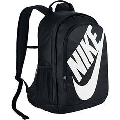 349a69399185 The Nike Hayward Futura Backpack features a large main compartment and  padded mesh back for ample storage and comfortable carrying Show More Show  Less