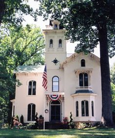 historic houses in marshall michigan - Google Search