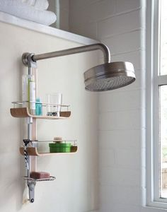 10 Ways to Customize a Rental Bathroom | apartment therapy | Cute Quote
