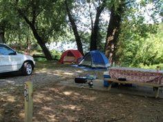 Greenbrier River Campground In Alderson West Virginia