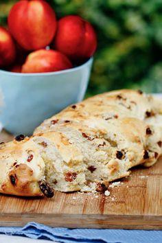 Dutch Plaasbrood (Farmer's Bread)