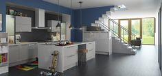 magnet kitchen island Integra Astral White - Google Search