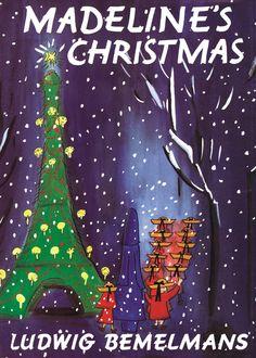 ( New Board Book) Madeline's Christmas Ludwig Bemelmans / Penguin Random House / ISBN: 9780425287989 / Oct 2016 Christmas Books For Kids, Christmas Poems, The Night Before Christmas, Christmas Eve, Modern Christmas, Christmas Music, Holiday Fun, Christmas Decor, Festive