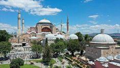 Kremlin: Entry to Hagia Sophia will now be free