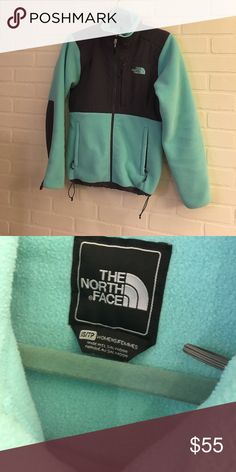 The North Face Denali Jacket, Size XS The North Face Denali Jacket, Size XS. Color: Mint-ish green & dark grey. The North Face Jackets & Coats