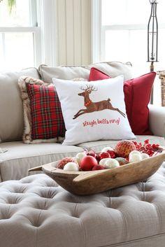 Savvy Southern Style: Christmas Sun Room 2015