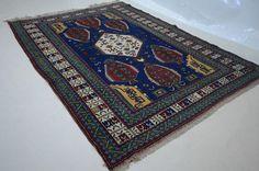 Maison de ventes aux enchères en ligne Catawiki: Kars - Turquie, tapis noué à la main, 312 x 221 cm