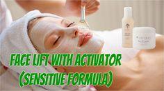 🍎NuBox-100% libre de perfume. NU SKIN FACE LIFT WITH ACTIVATOR (FÓRMULA ...