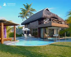 Nannai Resort is one of the most amazing #resort in #Brazil, For more visit our site http://www.hotelurbano.com.br/resort/nannai-resort/2361